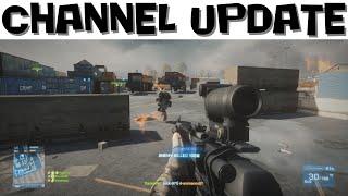 Channel Update / Vlog - Info In Description! (January 2016)