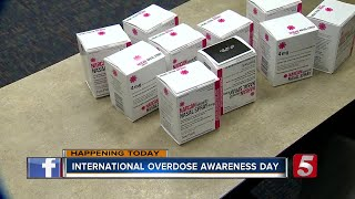 Thursday Marks International Overdose Awareness Day