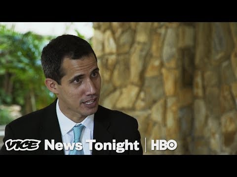 , title : 'We Interviewed The Venezuelan Opposition Leader After Police Came To His House (HBO)'