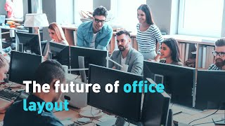 Future Of Office Layout In COVID-19 Era