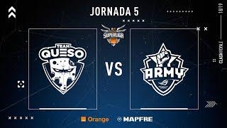 Team Queso VS S2V Esports | Jornada 5 | Temporada 2018-2019
