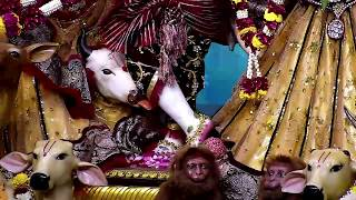 Sri Sri Radha Gopinath Temple Sringar Arati Darshan 15th Jan 2018 Live from ISKCON Chowpatty,Mumbai