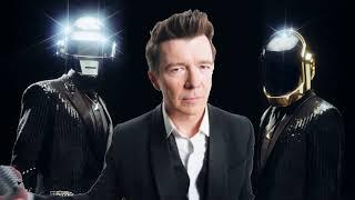 Get A Beautiful Life   Daft Punk Vs. Rick Astley