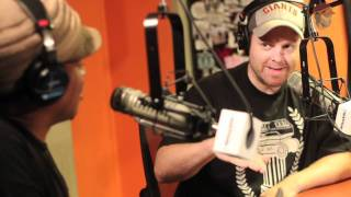 DJ Shadow on Sway in the Morning part 1/2