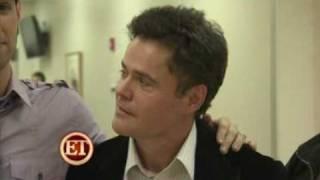 Donny Osmond Interview
