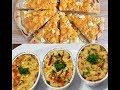 Tutorial Membuat Macaroni Schotel Panggang Dan Pizza Macaroni