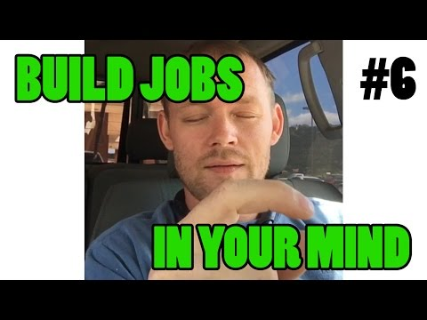 Ep 6 - Build It In Your Mind (The Importance Of Beating A Job On Paper Before You Put Your Tools On)