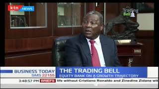 Equity Bank CEO Mwangi on its growth trajectory | Trading Bell