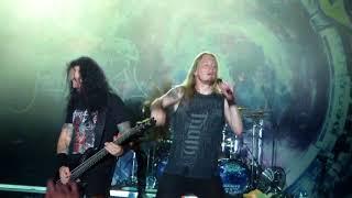DragonForce - Seasons live Snina
