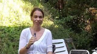 Caroline Krüger über Abhängigkeit. Reihe  Scheissethik Folge 5