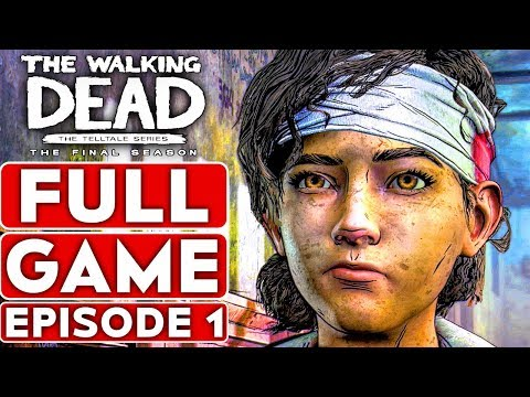 Gameplay de The Walking Dead: The Final Season