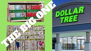 DOLLAR TREE 🌲 I WENT TO THE BIG ONE! 🌲