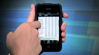 Sports Tickers: CFL App, MLB AtBat11 App and NBA Game Time App