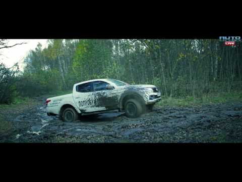 Fiat  Fullback Пикап класса F - тест-драйв 3