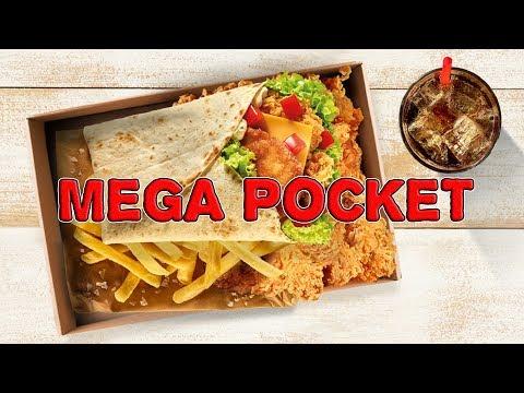 MEGA POCKET OD KFC - Legenda se vrací!