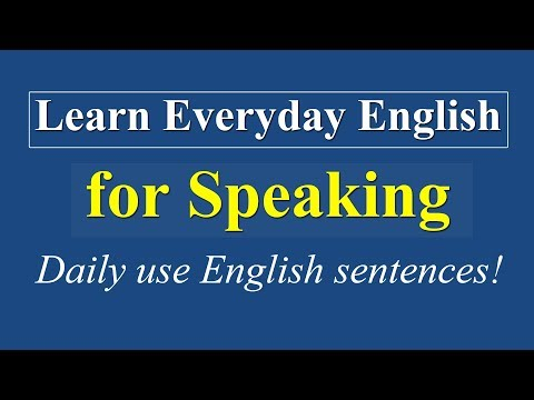 mp4 Learning English How To Speak, download Learning English How To Speak video klip Learning English How To Speak