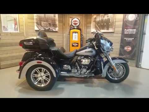 2019 Harley-Davidson Tri Glide® Ultra in Kokomo, Indiana - Video 1