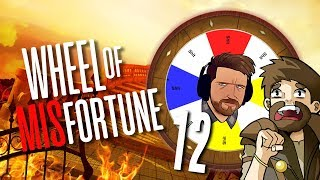 WHEEL OF MISFORTUNE - Crucible Falls / Haunted Hell