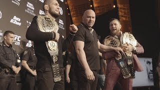 (All-Access) Anatomy of UFC 229: Khabib vs McGregor Press Conference
