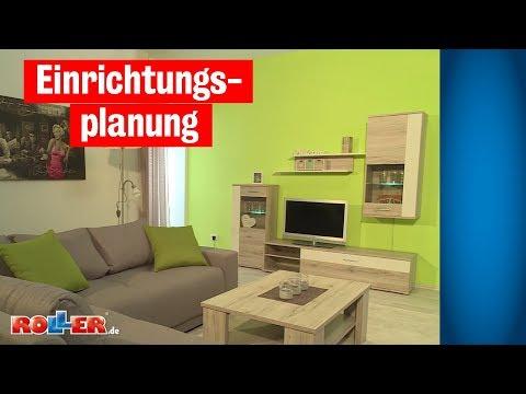 Einrichtungsplanung - Wohnzimmer für unter 1.600 Euro