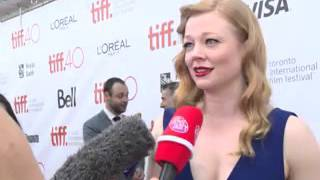 Sarah Snook feels Blessed working with Kate Winslet in The Dressmaker at TIFF 2015