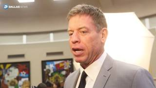 Troy Aikman responds to Packers fans
