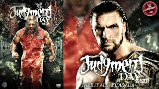"WWE Judgment Day 2008 Theme Song - ""Take It All"" by Zididada + DL"