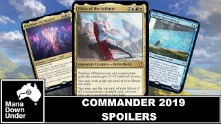 This MTG Card Should Not Exist (Commander 2019 Spoiler