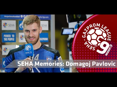 Domagoj Pavlovic still carries SEHA in his heart! | SEHA Memories