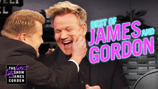 Best Of Gordon Ramsay & James Corden