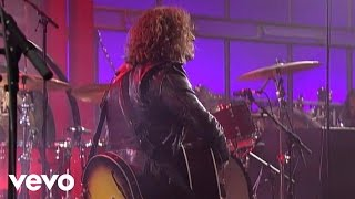 The Killers   Runaways (Live On Letterman)