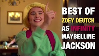 Best of Zoey Deutch as Infinity Maybelline Jackson – The Politician