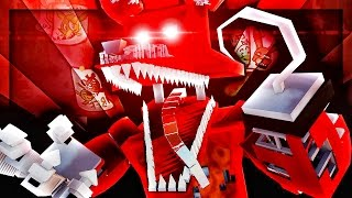 АНИМАТРОНИКИ ХОТЯТ НАС УБИТЬ ! - ФНАФ В МАЙНКРАФТЕ #2 ФОКСИ ПЯТЬ НОЧЕЙ С ФРЕДДИ МАЙНКРАФТ ! 5 ПОРТАЛ