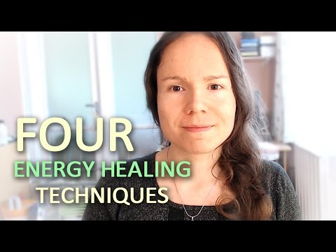 4 Energy Healing Techniques You Can Use