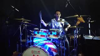Pee Wee Gaskins - Dan Ft. Tuan Tigabela$ (Drum Cover) Uciel Rizky