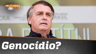 De quais crimes Bolsonaro será acusado no relatório da CPI?