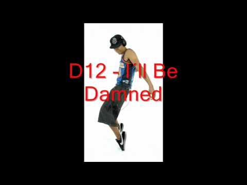 D12 - I'll Be Damned [MusicasPraCwalk]