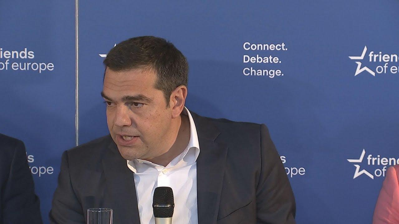 Αλ. Τσίπρας: Στις αποφάσεις του Ευρωπαϊκού Συμβουλίου κρίνεται η αξιοπιστία της ΕΕ