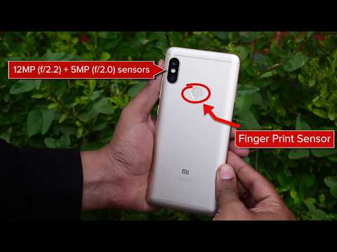 Xiaomi Redmi Note 5 Pro Unboxing and First Look