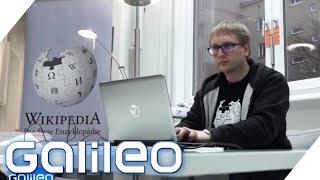 5 Geheimnisse Rund Um Wikipedia | Galileo | ProSieben