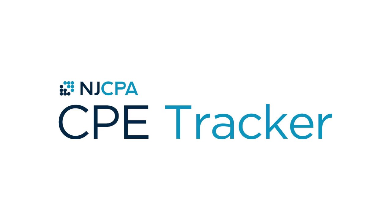 Triennial New Jersey License Renewal/CPE FAQs - NJCPA