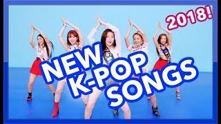 NEW K-POP SONGS | AUGUST 2018 (WEEK 1)