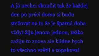 Johny Machette Snílek Lyrics