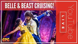BEAUTY AND THE BEAST LIVE ON DISNEY DREAM CRUISE SHIP