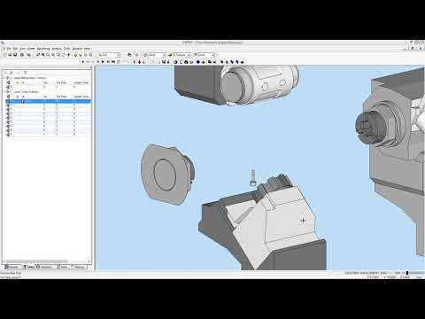 Tool Rotation Angle Mode