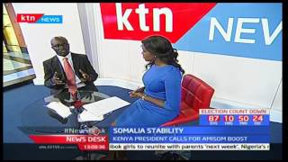 KTN NewsDesk: Kenyans deported from US Part One - 12/05/2017
