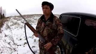 Смотреть онлайн Про осеннюю охоту на лису