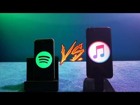 Apple Music VS Spotify In-Depth Comparison!