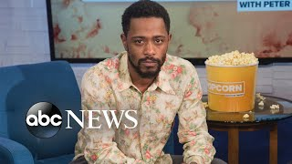 'Sorry to Bother You' star Lakeith Stanfield on fatherhood: 'Everything is brand new'
