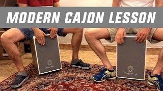 Modern Cajon - Chillout & Latin Style